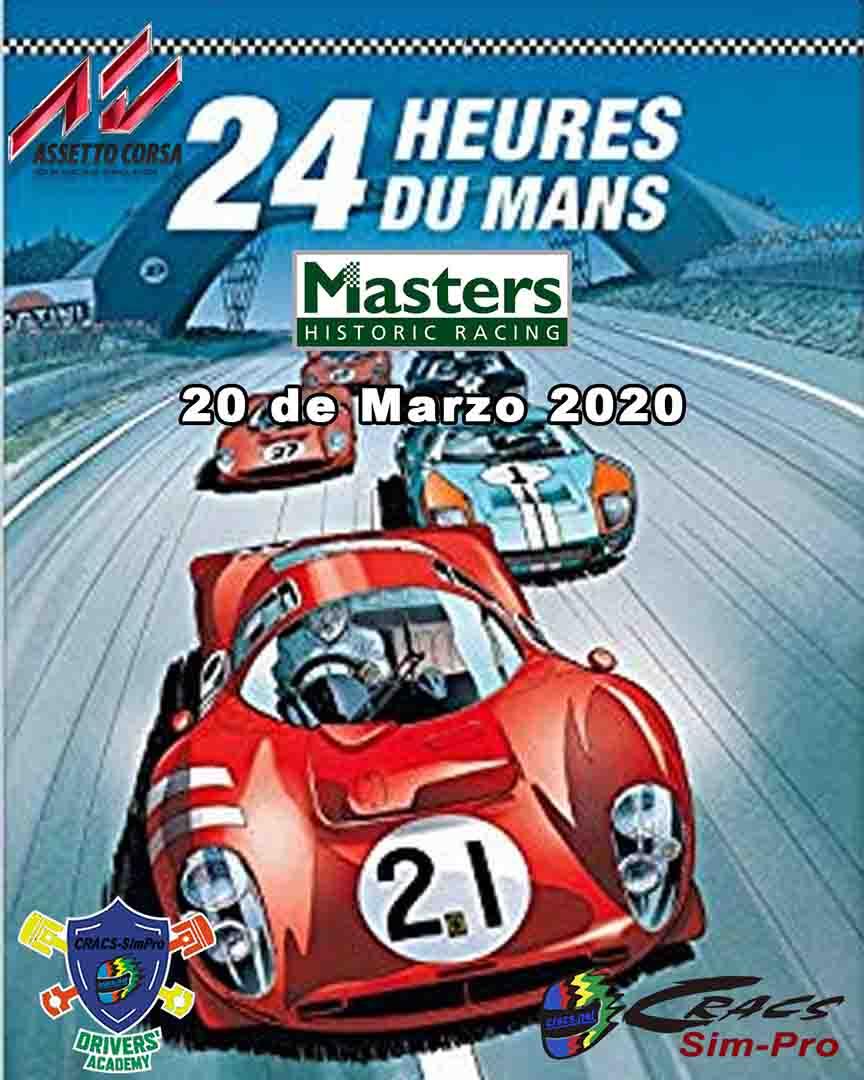 24H du MANS del 67 – Master HISTORICS