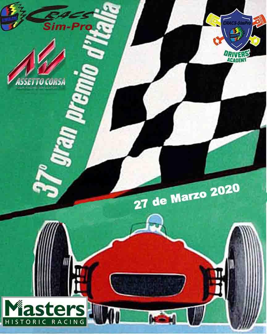 F1'60 en Monza66 – Master HISTORICS