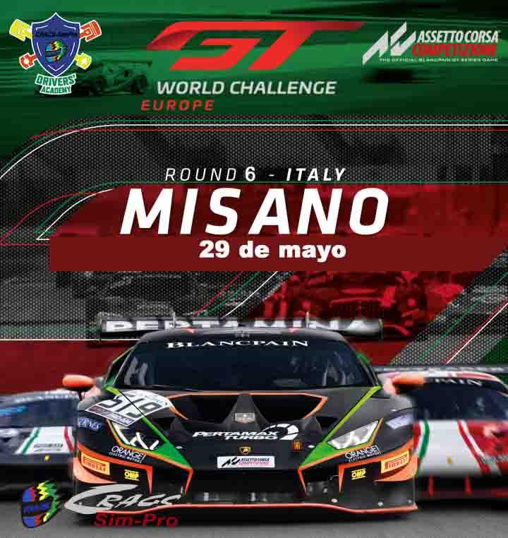 MISANO R1 – Sprint