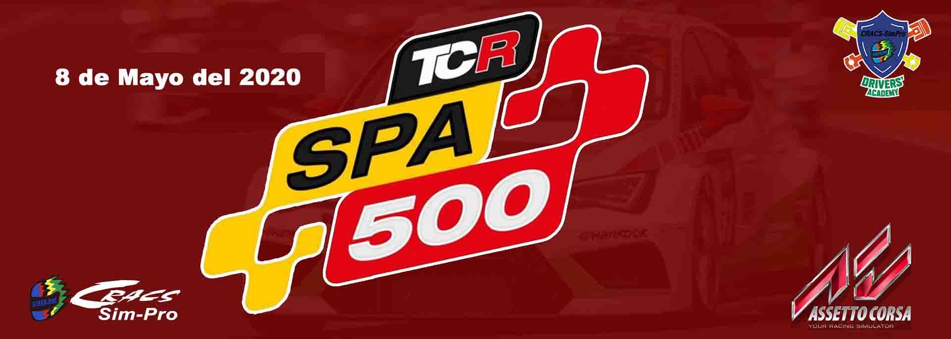 SPA 500 – Special