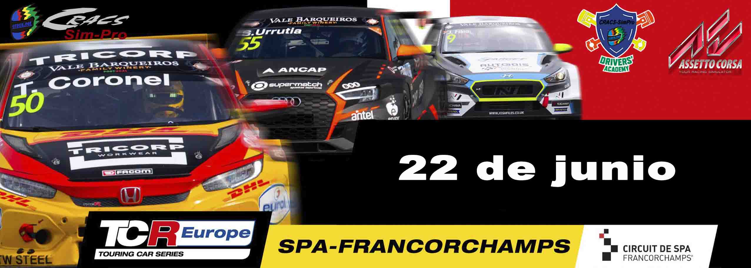 SPA R1 – TCR